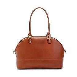 Ona - The Chelsea - Camera Shoulder Bag - Cognac Leather (Ona012br)
