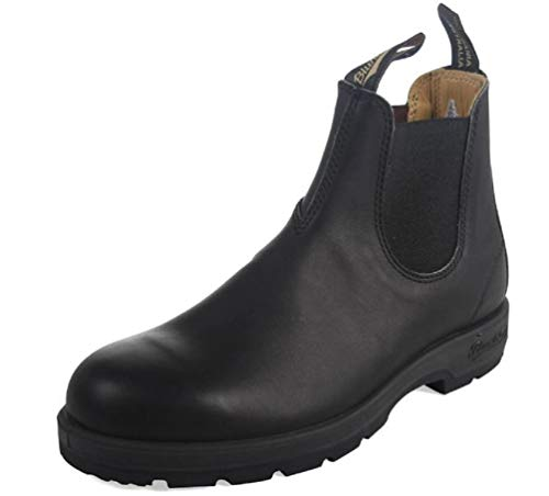 Blundstone Super Chelsea Boot, Unisex, Black (6.5 D AU/9.5 D US Women/7.5 D US Men)
