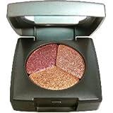 DuWop Cosmetics Crush Eye Trio-Burgundy Plum, Champagne Rose, Bronzy Gold Review