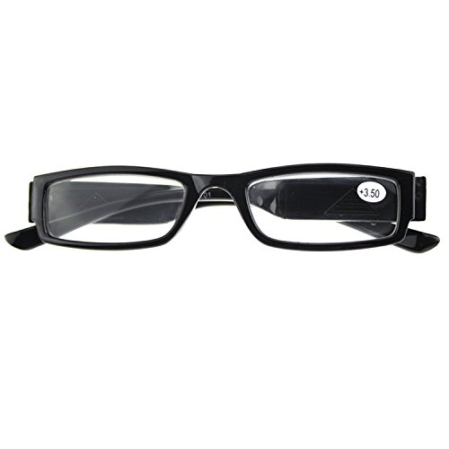 Multi Functional Strength LED Reading Glasses Eyeglass Spectacle Diopter Magnifier Light UP - Up Light Reading Glasses
