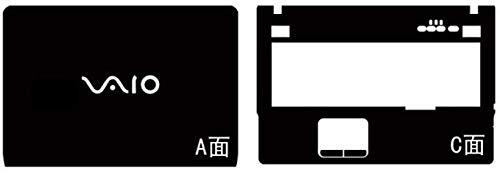 (Special Laptop Black Carbon fiber Vinyl Skin Sticker Cover for Sony VAIO VPCEJ VPCEJ12FX/B PCG-91211M VPCEJ1J1E VPCEJ2 PCG-91311L VPCEJ3Q1E 17