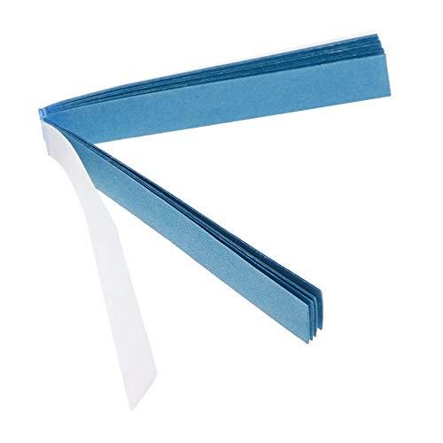 Jacana-Boutique - 1 Set 80 Strips PH Range 3.8-5.4 PH Alkaline Test Indicator Paper Water Litmus Testing Kit 63 x 40x3mm #1A60144