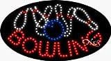 Bowling Flashing & Animated LED Sign (High Impact, Energy Efficient)