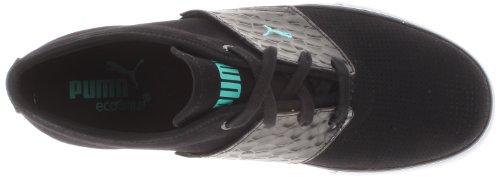 Puma Heren El Ace Opulence Klassieke Sneaker Zwart / Elektrisch Groen
