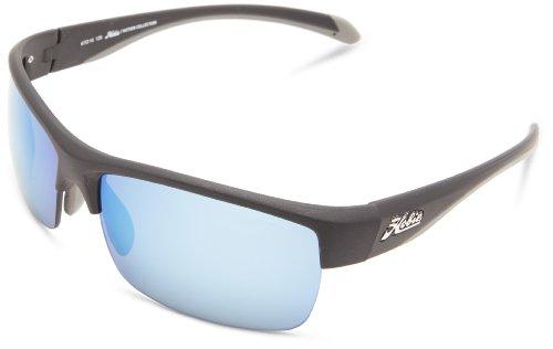 Hobie Rockpile-010168 Polarized Rectangular Sunglasses,Satin Black,67 - Sun Glasses Hobie