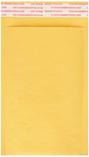 Becota Padded Envelopes Kraft Bubble Mailers Bubble Envelopes (#000 4