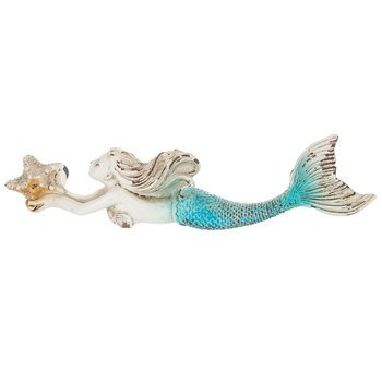 Mermaid Drawer Pull Nautical Home Décor - Mermaid Drawer