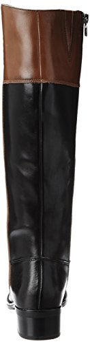Franco Sarto Womens Canyon Riding Boot Black/Acorn icuSL