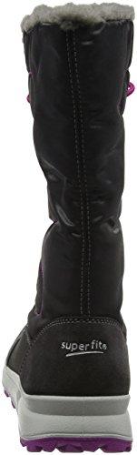 Superfit Merida, Stivali da Neve Donna Grau (Charcoal Kombi)