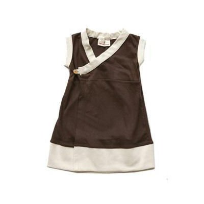 - Speesees Organic Kimono Dress in Cocoa (2 years)