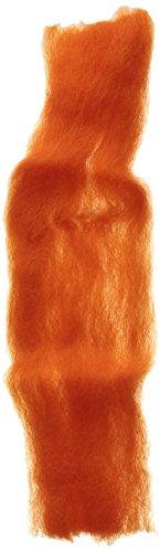 Wool Roving 12 .22 Ounce-Orange