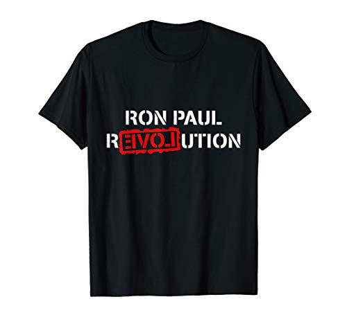 (Ron Paul Revolution T-Shirt)
