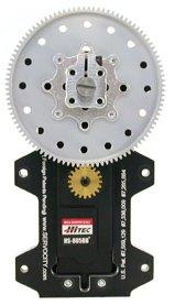 SPG805MG Servo Power Gearbox Standard Rotation 5:1 Unssembled