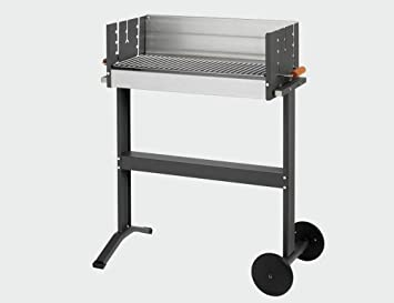 Outdoor Küche Dancook : Dancook holzhohlegrill edelstahl aluminium grillfläsche