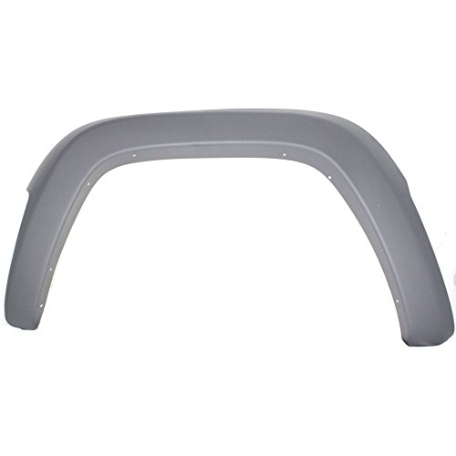 (Fender Flare for Jeep Liberty 02-04 Front LH Textured Sport Model)