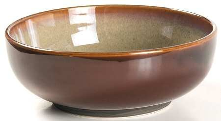 Sango Nova Brown Soup / Cereal Bowl