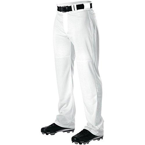 AllesonメンズワープニットWide Leg野球パンツ B00I7T920U 4L|ホワイト ホワイト 4L