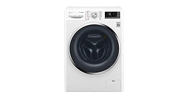LG F4J8JH2W lavadora Carga frontal Independiente Blanco A ...