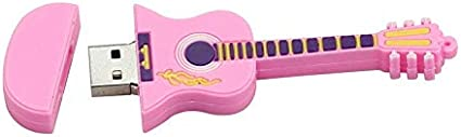 8GB Rosa Guitarra Modelo u Stick Pen Unidad USB 2,0 Stick pendrive Memoria Flash Drive u Disco Flash Disco Pulgar Unidad u Disco: Amazon.es: Electrónica
