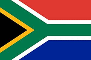JOTW 3X5 Polyester Flag Of South Africa