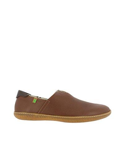 N275 Soft Grain Wood-Brown/EL Viajero Leather Woman 36 Shoes Elastic 9MThiOx