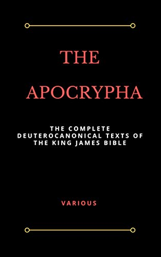 Apocrypha, King James Version ()