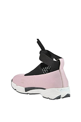 Skate Tissu Pinko De Femme Chaussures Rose MCGLCAK03002E w8Uwx4Yqa