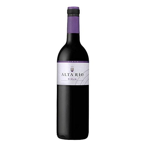 Alta Rio Joven 2014 - spanischer Rotwein - Tinto - trocken - D.O.C. Rioja - 95% Tempranillo und 5% Viura - (1x 0.75l)