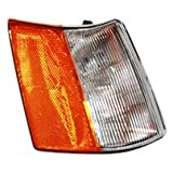 TYC 18-3117-01 Jeep Grand Cherokee Front Passenger Side Replacement Parking/Side Marker Lamp Assembly