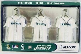 Seattle-Mariners-Jersey-Magnet-Set-Licensed-MLB-Merchandise-Seattle-Mariners-Collectibles