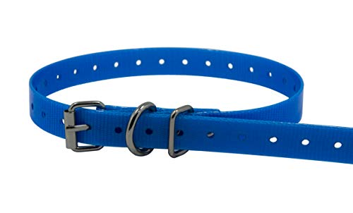EveryPet Replacement Extra Collar Strap Band Buckle 3/4