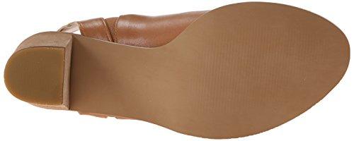 STEVE MADDEN NOBEL - Botines para mujer Cognac Leather
