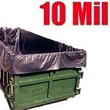 10 Mil 20 Yard Dumpster Liner - 1 Each