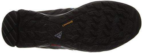 zapatos para caminar al aire libre de los hombres de adidas Terrex Fast X GTX de carbono / núcleo negro / color escarlata Negro - G97917 Solar Blue / Black / Solar Blue