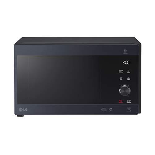 LG MH6565CPW Grill Smart Inverter Microondas 1000 W, Grill 900 W, Micro+Grill 1450 W, 25 litros de capacidad, Display…