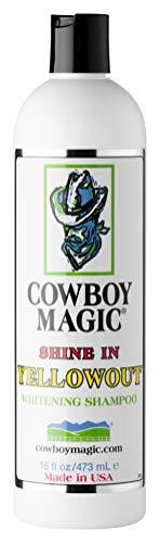 Cowboy Magic Yellow Out