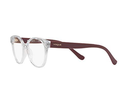 Vogue De 0vo5244 Monturas Mujer Para 51 Gafas Transparente PcAP6qBWrT