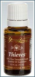 Les voleurs Huile Essentielle Huiles de vie par les jeunes essentielles - 15 ml