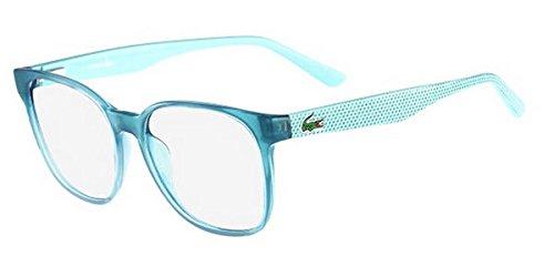 New Lacoste Men's Eyeglasses L2744 467 5216 52 MM Glasses