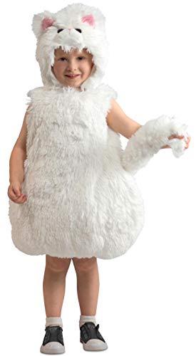 Princess Paradise Snowball Kitty Costume, 18 Months - 2T ()