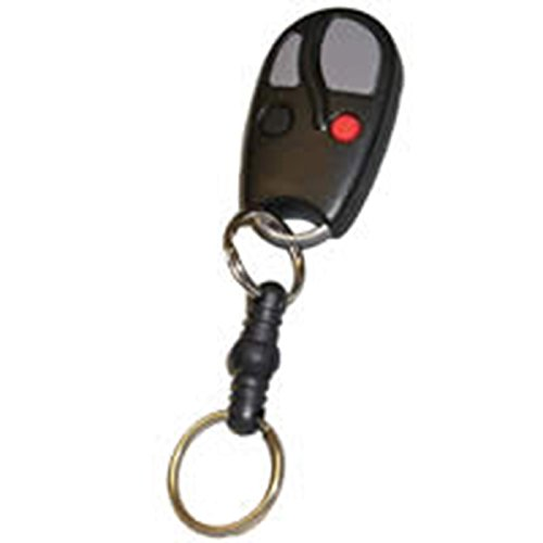 Linear Act-34B Block Coded 4-Channel Key Ring Remote Control Transmitter (One Pack of 10 Transmitters)