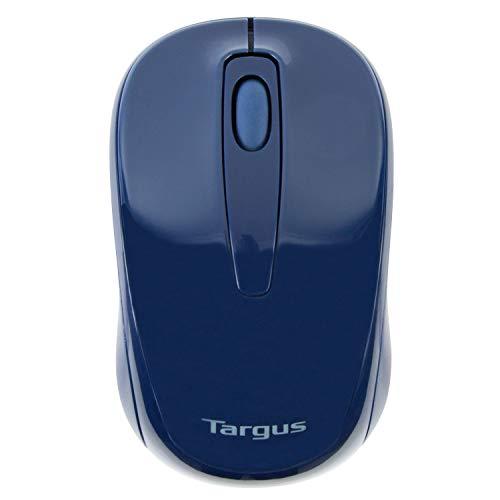 Targus W600 AMW60003AP Wireless Optical Mouse (Blue)
