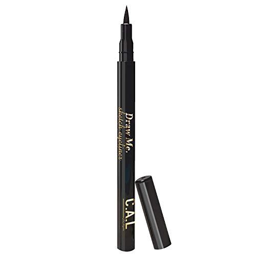 C.A.L Los Angeles Draw Me Sketch eyeliner, Black, 0.35g