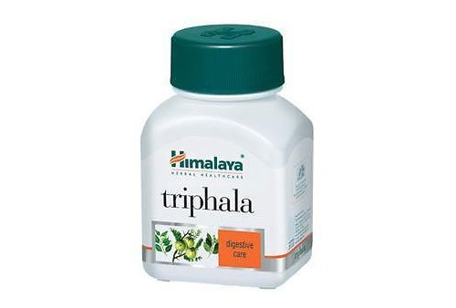 Triphala Capsule for Colon Cleanse and Constipation Relief - Natural Fruit...