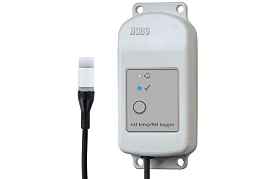 Onset HOBO MX2302A Weatherproof Bluetooth Temperature and Humidity Data Logger w/External Sensor