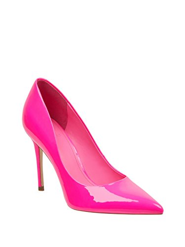 GUESS Women's BRAYLEA2 Pump Pink Synthetic free shipping 2014 unisex sale for sale outlet from china eAwbur