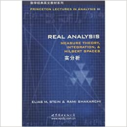 The mathematical classic English textbook series: Real Analysis