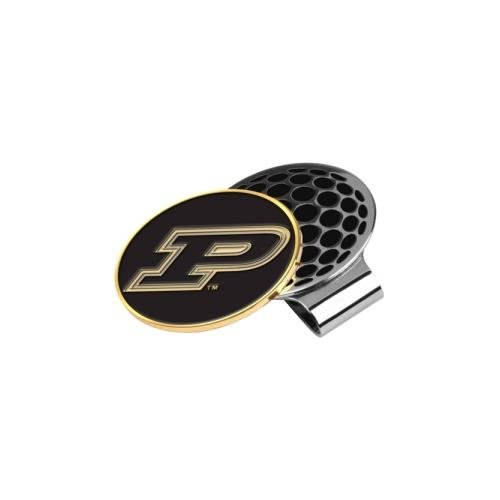 LinksWalker NCAA Purdue Boilermakers Golf Hat Clip with Ball Marker