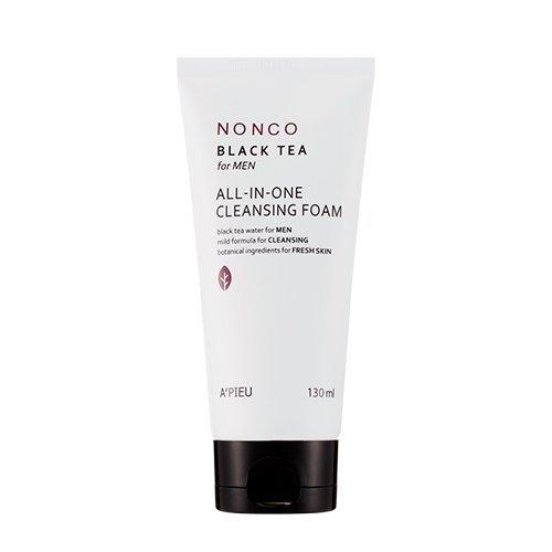 APIEU-Nanco-Black-Tea-For-Men-All-In-One-Cleansing-Foam