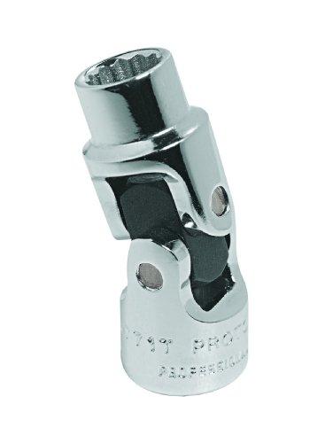 """Proto - 1/4"""" Drive Universal Joint Socket 1/4"""" - 12 Pt. (J4771TA)"""